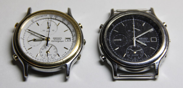 A Tale of Two Seikos